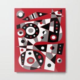 Abstract #920 Metal Print