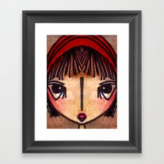 JUNO Framed Art Print
