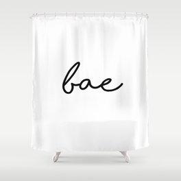 Bae Shower Curtain
