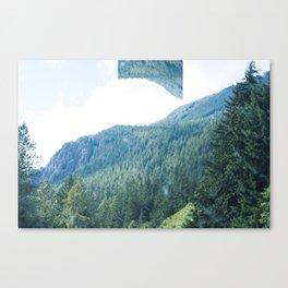 THE TREES I Canvas Print