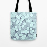 moon phase Tote Bags featuring Phase by Inclines