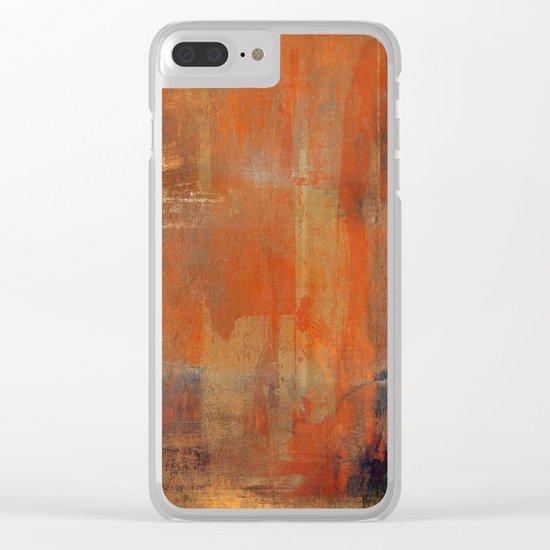 Ricordi dell'Infanzia: La Luce dell'Aurora Clear iPhone Case