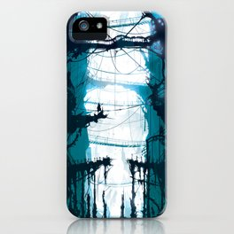 City of Lost Muses iPhone Case