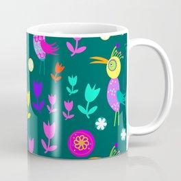 Birds № 7 Coffee Mug