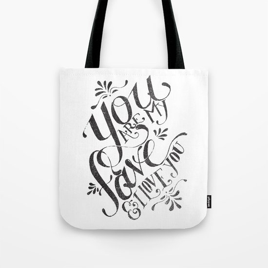 YOU ARE MY FAVE... Tote Bag