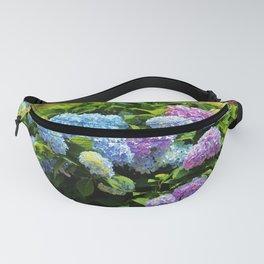 Hydrangea Garden Fanny Pack
