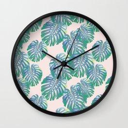 Go Tropical Wall Clock