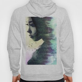CONTEMPLATION FOREST Hoody