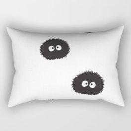 Soot Sprites Trail Rectangular Pillow