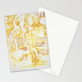 sepia III Stationery Cards
