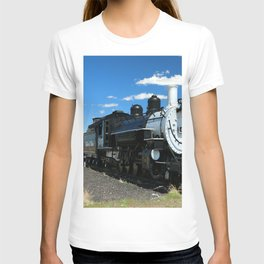 Cumbres And Toltec Steam Engine T-shirt