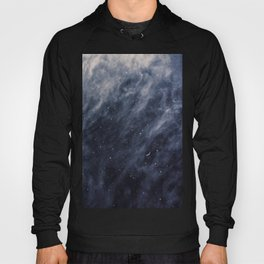 Blue Clouds, Blue Moon Hoody