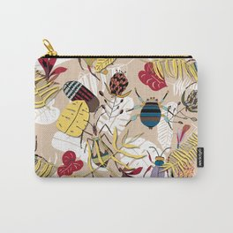 jungle bugs Carry-All Pouch