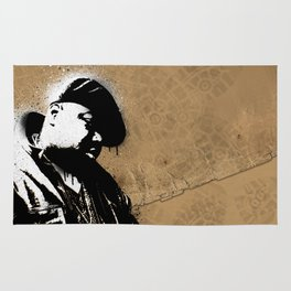 The Notorious B.I.G. - Biggie Smalls Rug