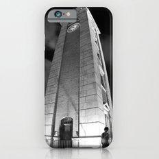 Where Are You? [Black & White] iPhone 6s Slim Case