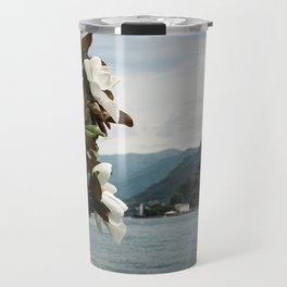 Magnolia on the Lake Travel Mug