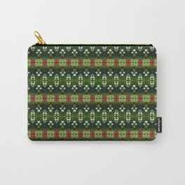 Cozy Sweater I Carry-All Pouch