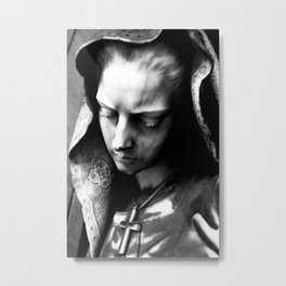 Staglieno VI Metal Print