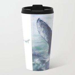 Whale Tale Travel Mug