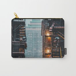 New York Alley Carry-All Pouch