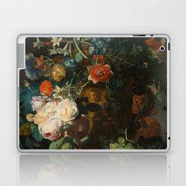 Jan van Huysum - Still Life with Flowers and Fruit Laptop & iPad Skin