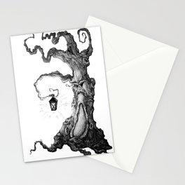 guardian tree Stationery Cards