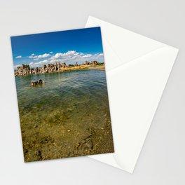 Mono_Lake California - 4 Stationery Cards