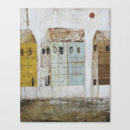 Summer Rentals Canvas Print
