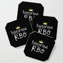Notorious RBG Coaster