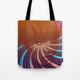 Eye Will Travel Far to See You Tote Bag