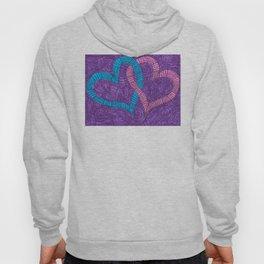 Linked Hearts Hoody