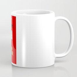 Traditional British  Georges Reign Postbox Coffee Mug