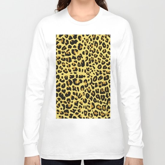 Graphic Design Tiger Long Sleeve T-shirt