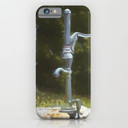Old Pump iPhone Case