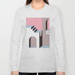 Go Away - At least try. Long Sleeve T-shirt
