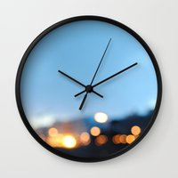stockholm Wall Clocks featuring Stockholm by _Moementum