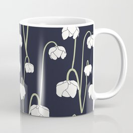 pitcher plant flower Coffee Mug