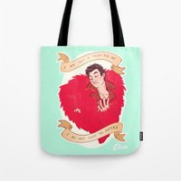 kendrawcandraw Tote Bags featuring I am a Diva by kendrawcandraw