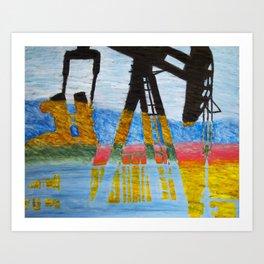 Ranchland Art Print