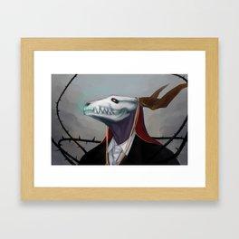 Thorn Framed Art Print