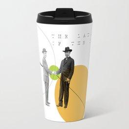 The Language of the Deal Travel Mug