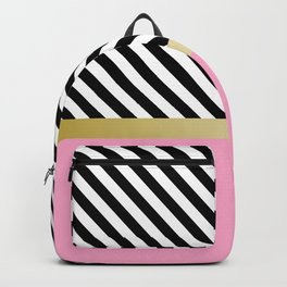 Grrls Areas and lines Backpack