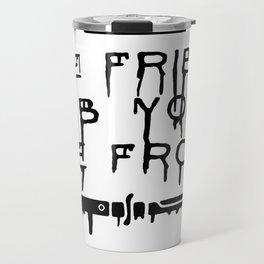 BMTH True Friends Travel Mug