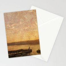 Calm Harbour Stationery Cards