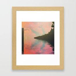 NSULA Framed Art Print