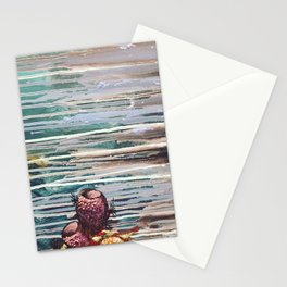 Diving Deep Stationery Cards