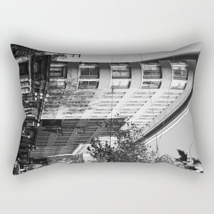 gastown vancouver Rectangular Pillow