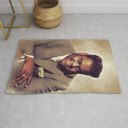 Fats Domino, Music Legend Rug