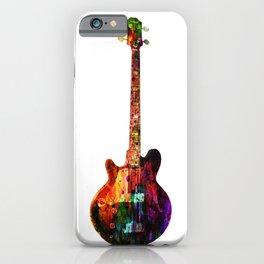 GUITAR MUSIC iPhone Case
