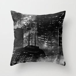 Endless - Grain Series Throw Pillow